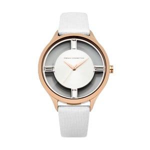 Biele dámske hodinky French Connection Therése 0d7c0005327