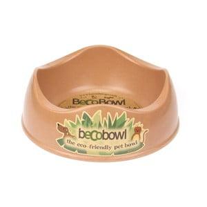 Miska pre psíkov/mačky Beco Bowl 26 cm, hnedá