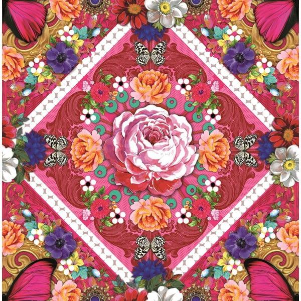 Vliesová tapeta Melli Mello Valeria, ružová