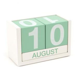 Kalendár Design Ideas ThreeSixFive Mint