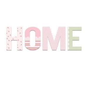 Dekoratívny nápis Home Art