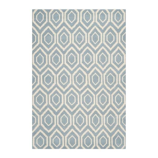 Vlnený koberec Essex Light, 152x243 cm