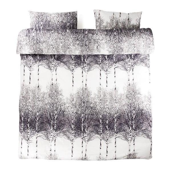 Obliečky Koivikko Grey, 200x200 cm + 80x80 cm