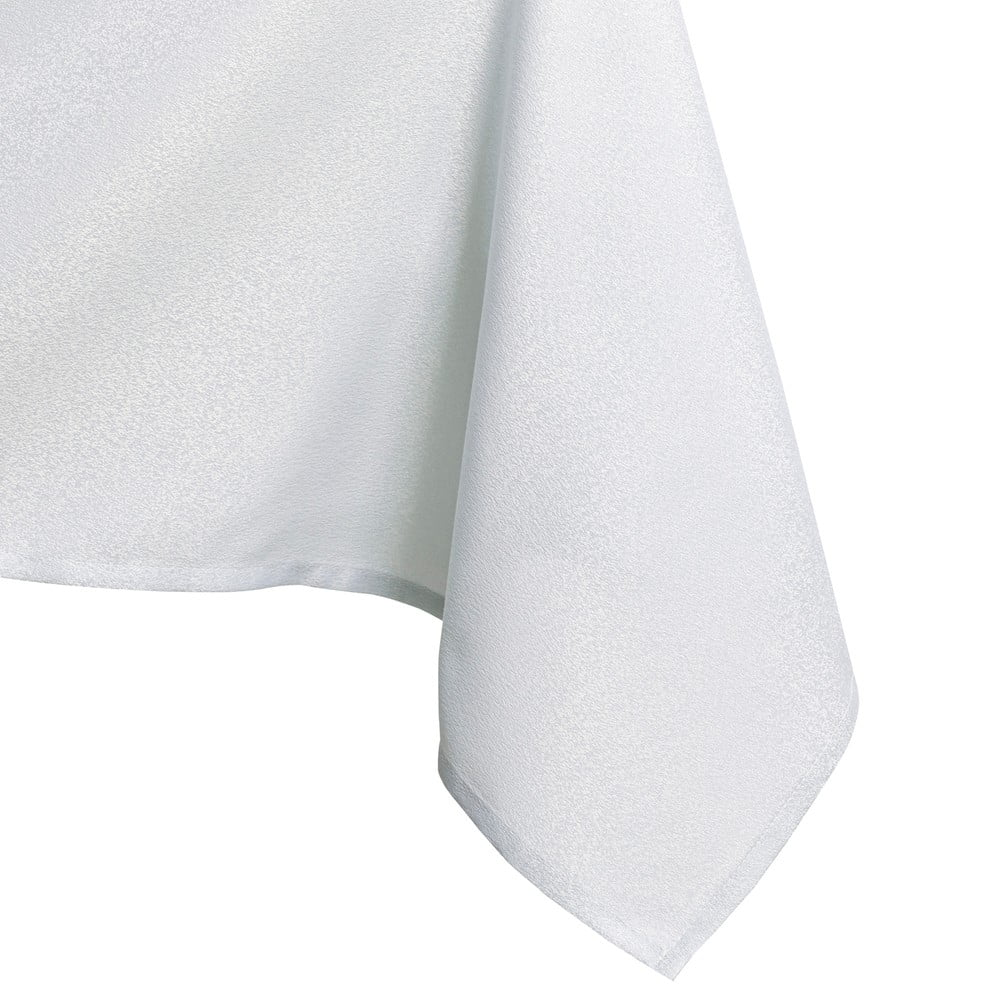 Biely obrus AmeliaHome Empire White, 140 × 220 cm