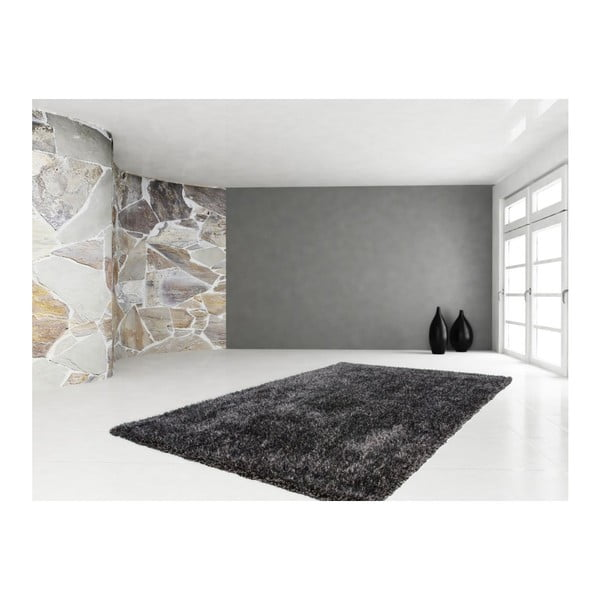 Koberec Flash! 500 Anthracite, 170x120 cm
