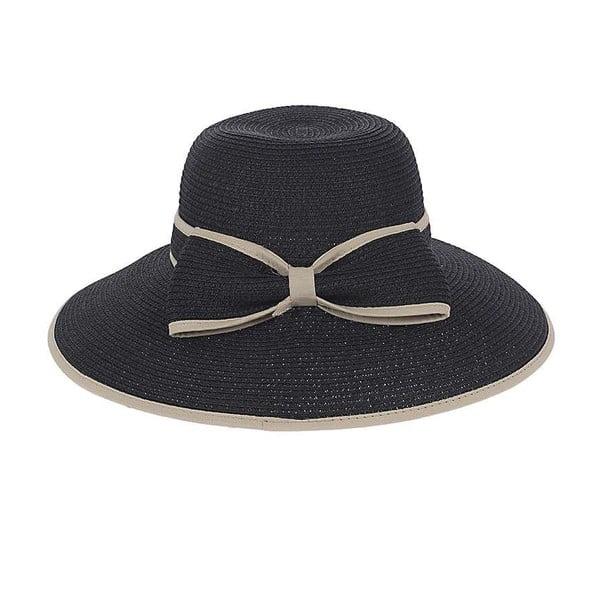 Slamený klobúk Elegant