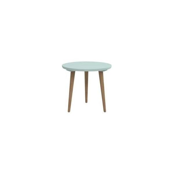 Zelený stôl D2 Bergen, 45 cm