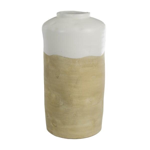 Váza Ceramic Beige