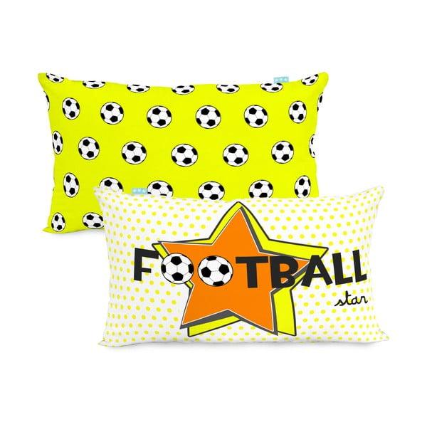 Obliečka na vankúšFootball 50x30 cm
