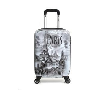 Cestovný kufor na kolieskach Hello Paris
