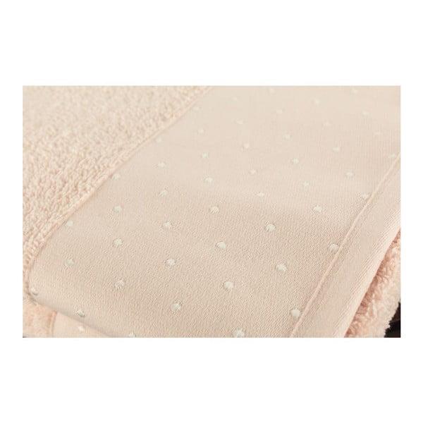 Sada 2 púdrových uterákov Patricia, 50 x 90 cm