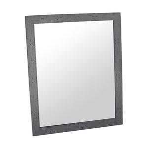 Zrkadlo Romantic Dark Grey, 46x56 cm
