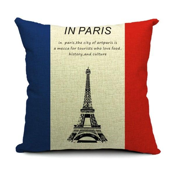 Vankúš Paris, 45x45 cm