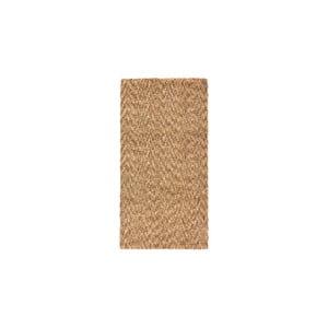 Vlnený koberec Tattoo no. 110, 140x200 cm, béžový
