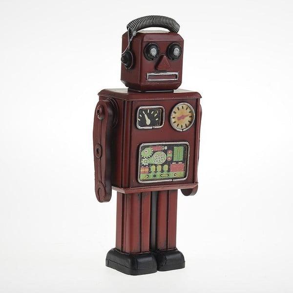 Dekoratívna soška/pokladnička Robot