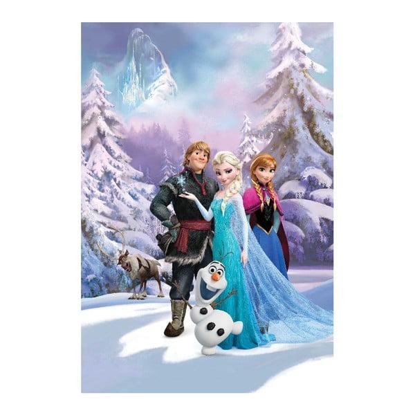 Veľkoformátová tapeta Disney Frozen, 158x232 cm