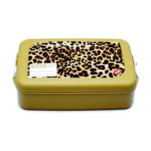 Box na desiatu Snack Leopard