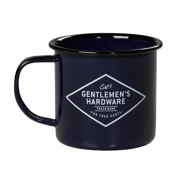 Hrnček Gentlemen's Hardware Enamel Mug Blue, 300 ml
