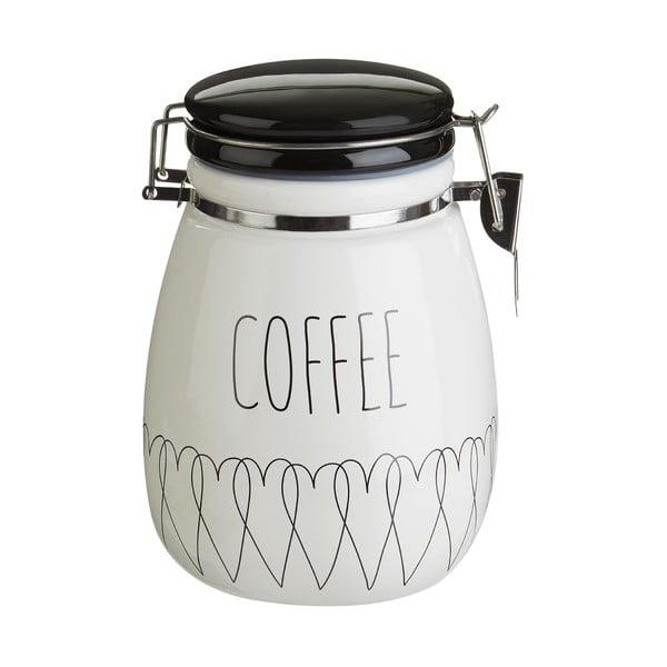 Dóza na kávu Heartlines