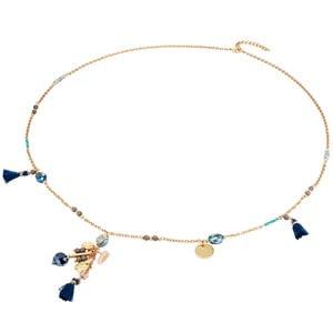 Dámsky náhrdelník v zlatej farbe Runaway Bailarina