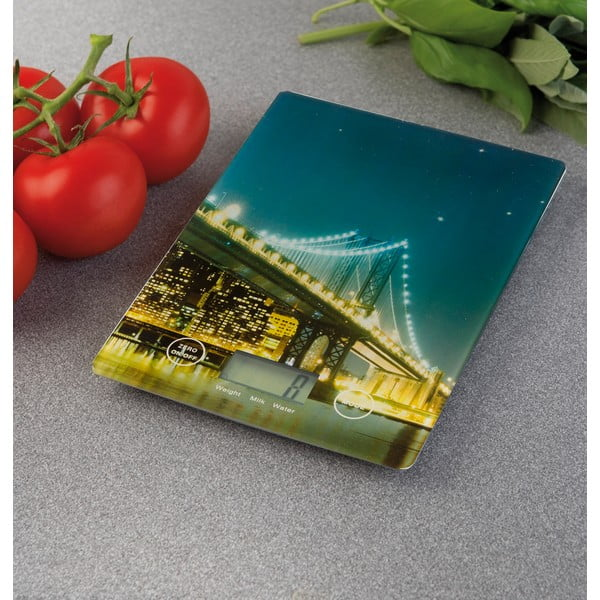 Kuchynská váha Wenko Brooklyn Bridge