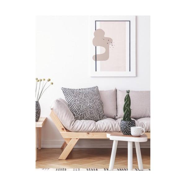 Pohovka Karup Design Bebop Natural/Dark Grey