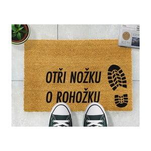 Rohožka Artsy Doormats Otři nožku, 40 x 60 cm