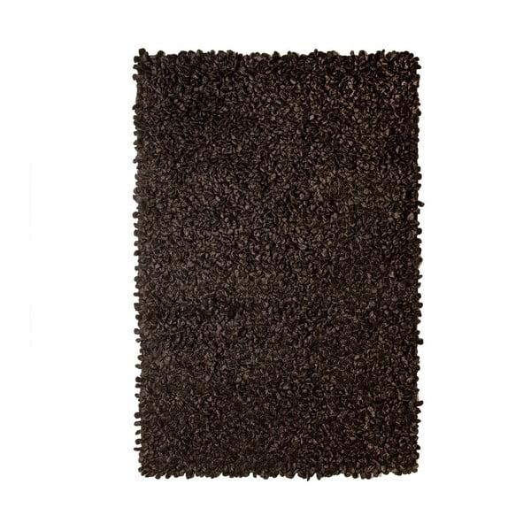 Čierny koberec Velvet, 120x180cm