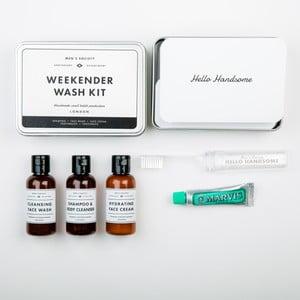 Cestovná hygienická sada Men's Society Weekender