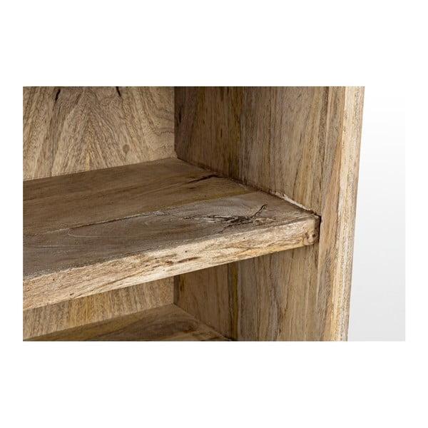 Komoda z mangového dreva Bizzotto Leiston, šírka 90 cm
