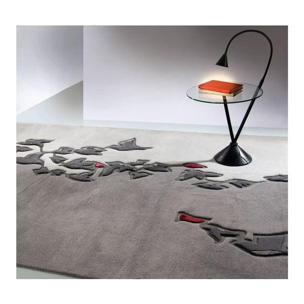 Koberec Different Grey, 140x200 cm