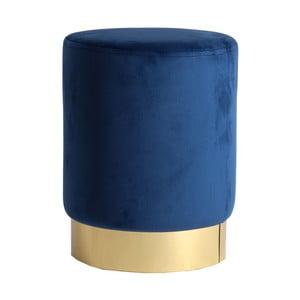 Modrá podnožka Last Deco Weggis