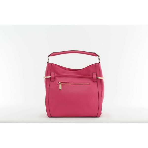Kabelka Beverly Hills Polo Club 446 - Fuchsia