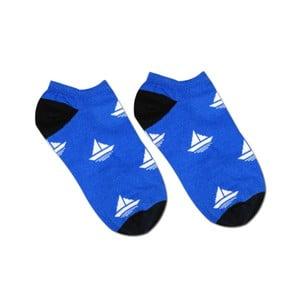 Bavlnené ponožky Hesty Socks Kapitán, vel. 39-42