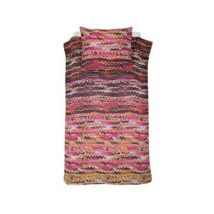 Obliečky Valverde Pink, 140x200 cm