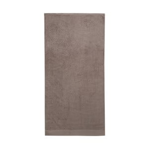 Hnedá osuška Seahorse Pure, 70×140cm