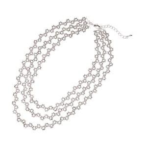 Dámsky náhrdelník zo striebra a zinku Ottaviani