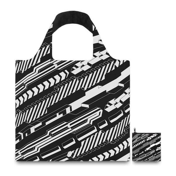 Skladacia nákupná taška Block Uberpup