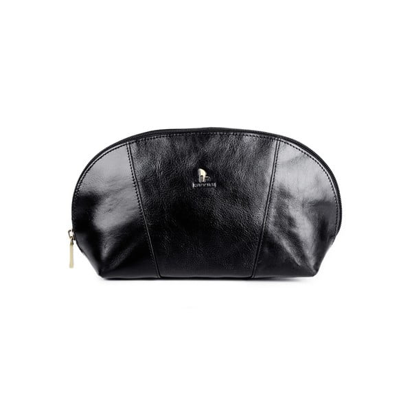 Kožená kozmetická taška Monica Puccini