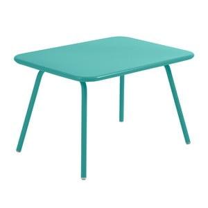 Nebeskymodrý detský stôl Fermob Luxembourg