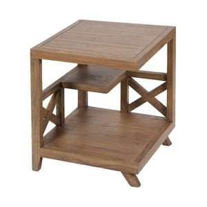 Príručný stolík z dreva mindi Santiago Pons Amara
