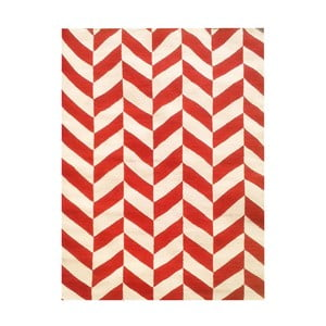 Ručne tkaný koberec Kilim Monisha, 140x200cm