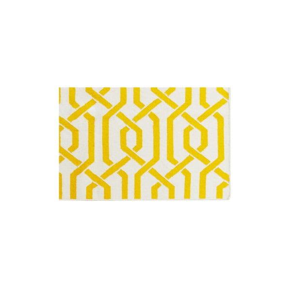 Ručne tkaný koberec Kilim Design  28, 60 x 90 cm