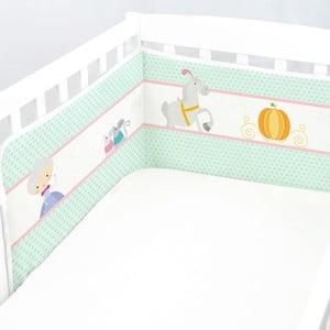 Výstelka do postieľky Pumpkin, 70x70x70 cm