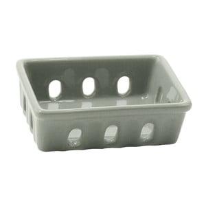 Kameninová miska Gi, sivá