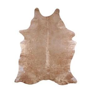 Pravá hovädzia koža Valdis, 210 x 175 cm