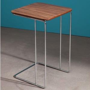 Odkladací stolík Pandora Walnut