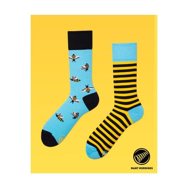 Ponožky Many Mornings Bee Bee, veľ.39/42