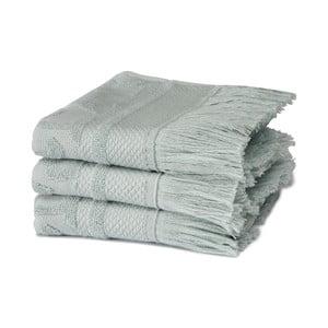 Set 3 uterákov Grace Mist, 30x50cm