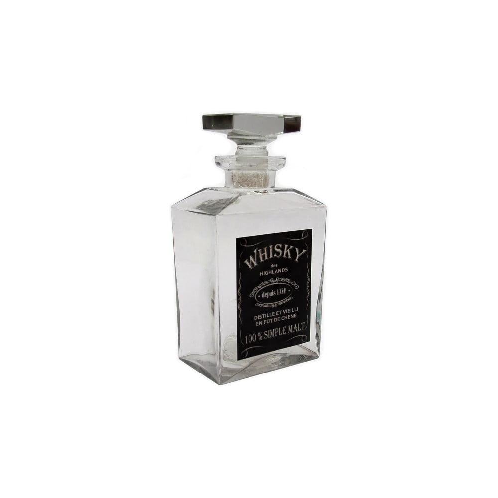 Fľaša na whisky Antic Line Simple Malt